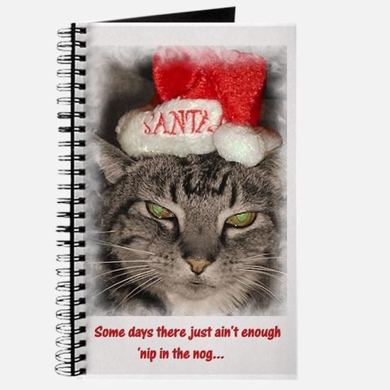 Catnip Christmas Journal
