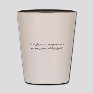 Pride and Prejudice - Indulge Shot Glass