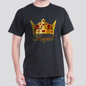 Crown Reyal Dark T-Shirt