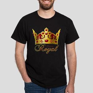 Crown Reyal Dark T-Shirt