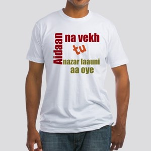 Makhan's Fitted T-Shirt