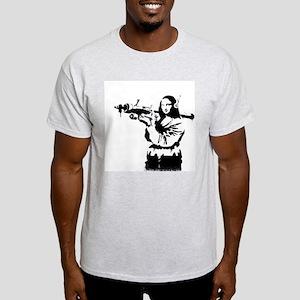 Mona Lisa RPG Light T-Shirt