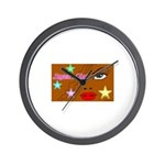 Suger Lips Wall Clock