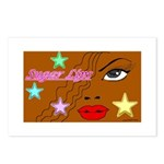 Suger Lips Postcards (Package of 8)