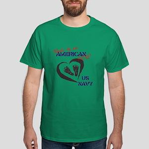 Made by American Hero - Navy Dark T-Shirt