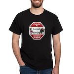 Ninja Ferret Dark T-Shirt