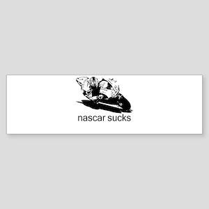 Valentino Rossi Motogp Nascar Sticker (Bumper)