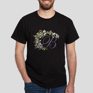 """Letter """"B"""" Dark T-Shirt"""