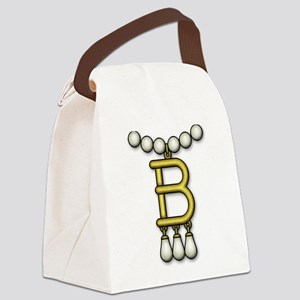3-Betty Necklace Canvas Lunch Bag