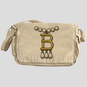 3-Betty Necklace Messenger Bag