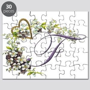 letter F Puzzle