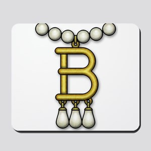 3-Betty Necklace Mousepad