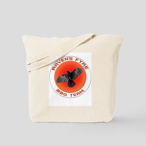 Raven's Fyre Tote Bag