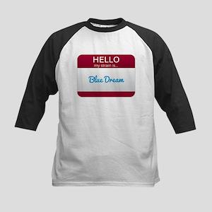 HMSI: Blue Dream Kids Baseball Jersey