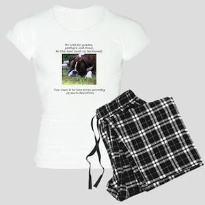 Are You Worthy? II design Women's Light Pajamas