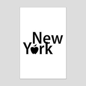 New York Mini Poster Print