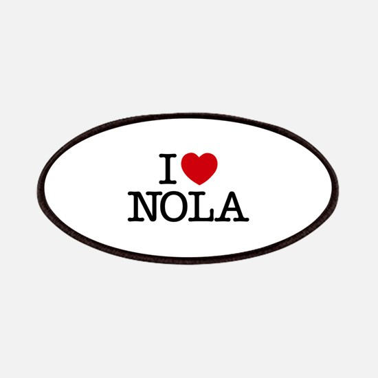 I Heart New Orleans Patches