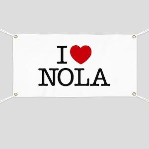 I Heart New Orleans Banner