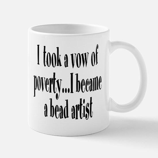 Vow of Poverty Mug