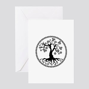 Celtic & Proud- Tree Stationary & Greeting