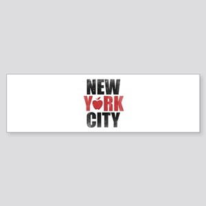 New York City Sticker (Bumper)
