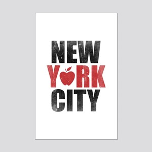New York City Mini Poster Print