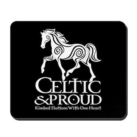C&P Celtic Horse Mousepad