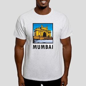 Mumbai Ash Grey T-Shirt