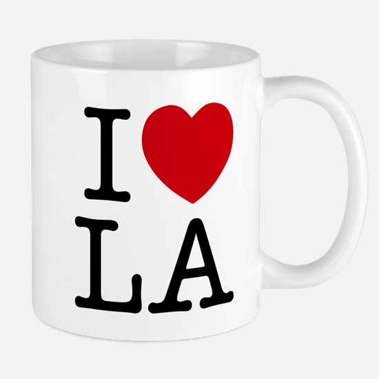 I Heart Los Angeles Mug