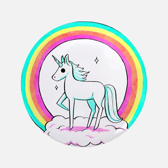 "Unicorn 3.5"" Button"