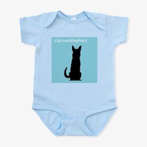 iGermanShepherd Infant Creeper