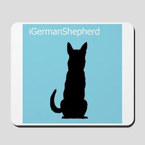 iGermanShepherd Mousepad