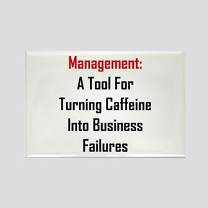 Management: Tool For Failure Rectangle Magnet