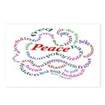 Fred-is-Peace Postcards (Package of 8)
