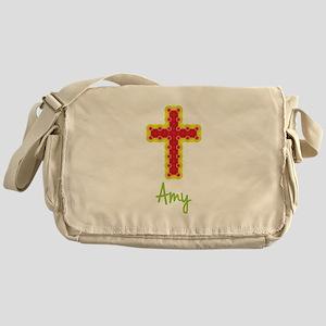 Amy Bubble Cross Messenger Bag