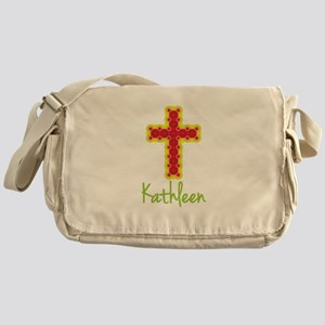 Kathleen Bubble Cross Messenger Bag
