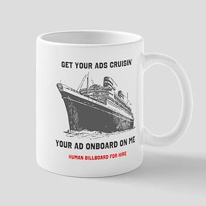 Get your ads cruisin Mug