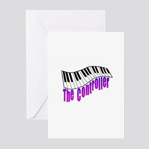 The Controller Greeting Cards (Pk of 10)