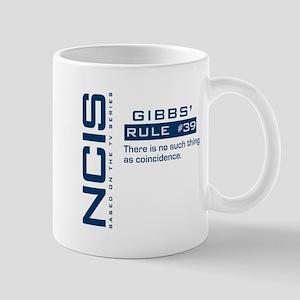 NCIS Gibbs' Rule #39 Mug