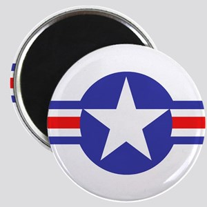 Air Force Star and Bars Magnet
