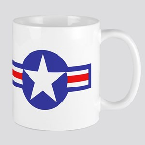 Air Force Star and Bars Mug