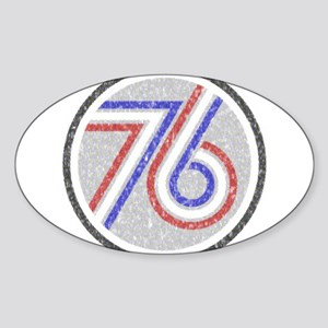 The Spirit of 76 Sticker (Oval)