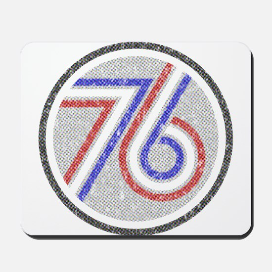 The Spirit of 76 Mousepad