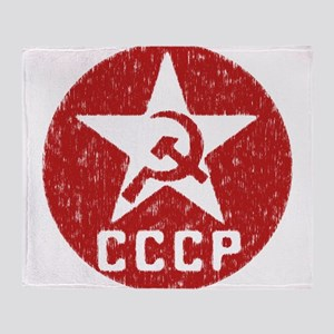 CCCP Throw Blanket