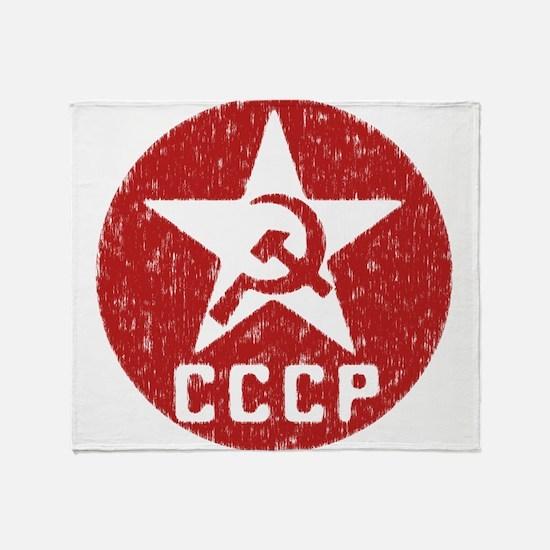 CCCP Throw Blanket