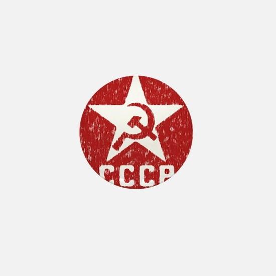 CCCP Mini Button