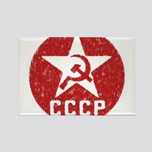 CCCP Rectangle Magnet