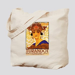 Puccini Tote Bag