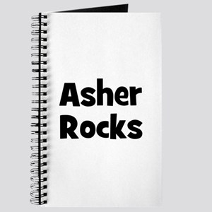 Asher Rocks Journal
