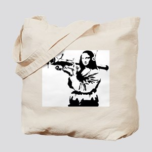 Mona Lisa RPG Tote Bag